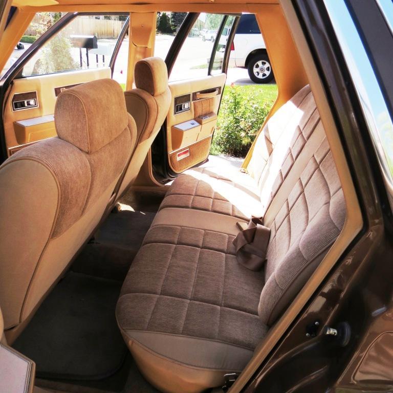 Dodge Wilson Nc >> 1986 Chrysler Town & Country Woodie Wagon - $$3800 - Turbo ...
