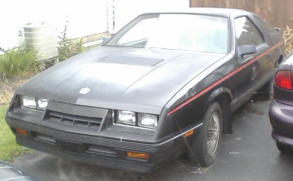 1986 Laser Hemi Twin Turbo Conversion Turbo Dodge Forums