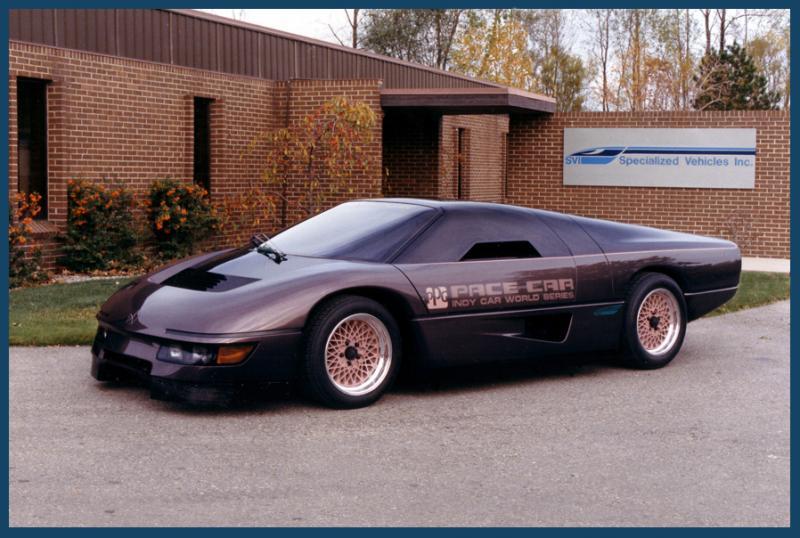D Pros Cons Rwd Conversion Daytona M S Wraith Ppg Pace Car Svi