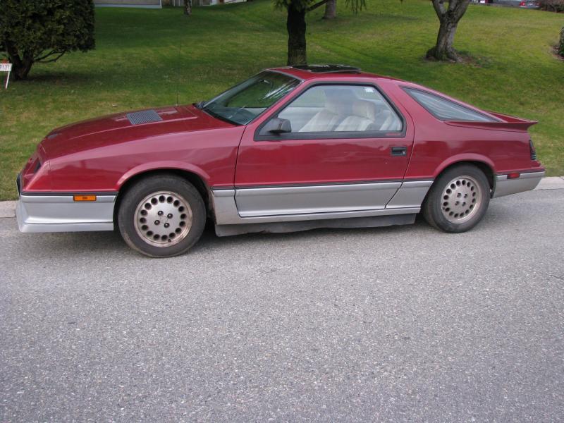 Chrysler turbo cars