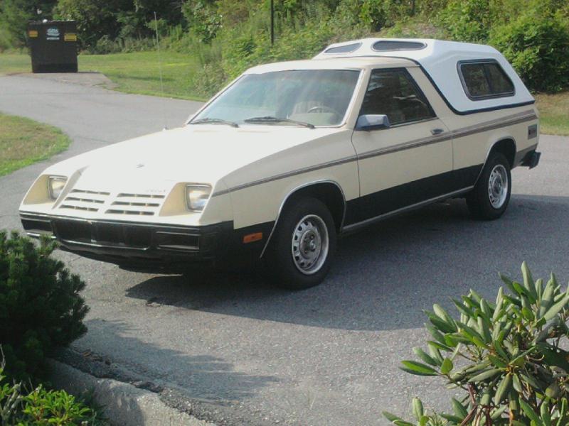 Dodge Rampage For Sale Craigslist Autos Post