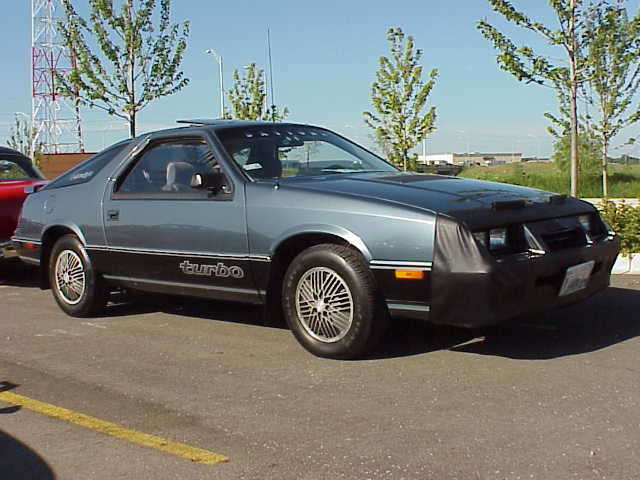 607058 1985 Dodge Daytona Turbo Z 1500 A moreover Showthread furthermore 1969 Mustang mach 1 additionally Liz Claman Pokies Chicks also Egr Valve Location On 2008 Charger. on turbo location 03 pt cruiser