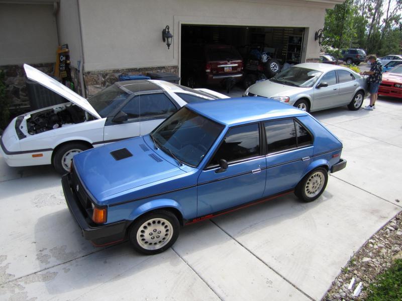1985 Dodge Omni Glh Turbo 4500 Turbo Dodge Forums