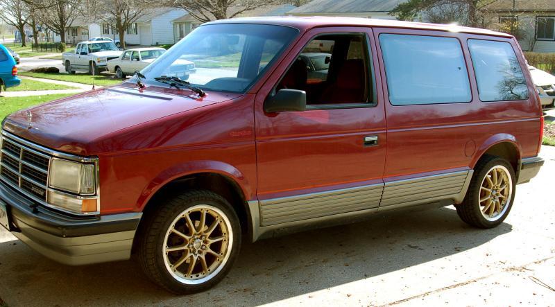 1989 Dodge Caravan SE - $$500 OBO - Turbo Dodge Forums : Turbo Dodge