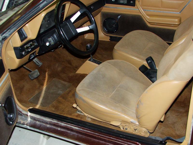 1981 dodge omni 024 car interior design. Black Bedroom Furniture Sets. Home Design Ideas