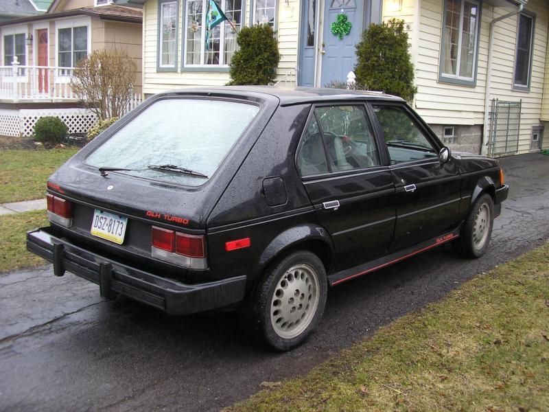 1985 Dodge Omni Glh Turbo 2500 Turbo Dodge Forums
