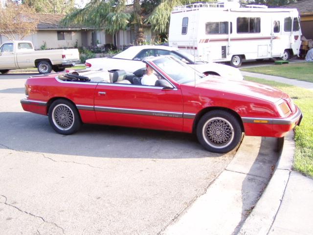 1989 Chrysler LeBaron Turbo GTC - $$1,500 - Turbo Dodge Forums : Turbo Dodge Forum for Turbo ...