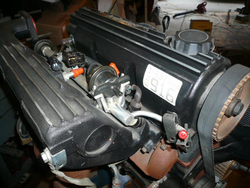 D L Turbo Ii Engine P