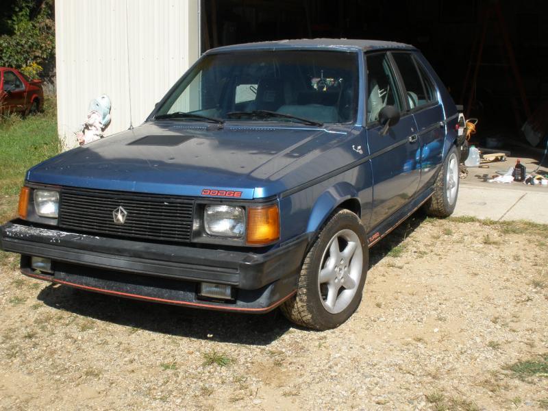 1985 Dodge Omni GLH-T - $2800 - Turbo Dodge Forums : Turbo Dodge Forum for Turbo Mopars, Shelbys ...