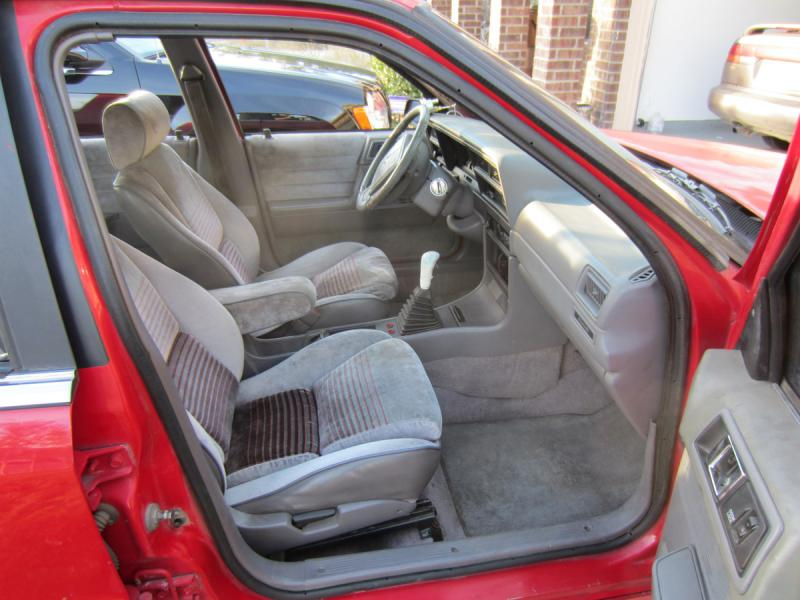 1991 Dodge Spirit R/T - $00-passenger-door.jpg