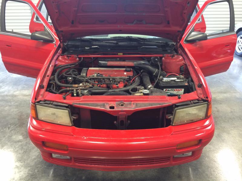 1991 Dodge Spirit Rt -  3000