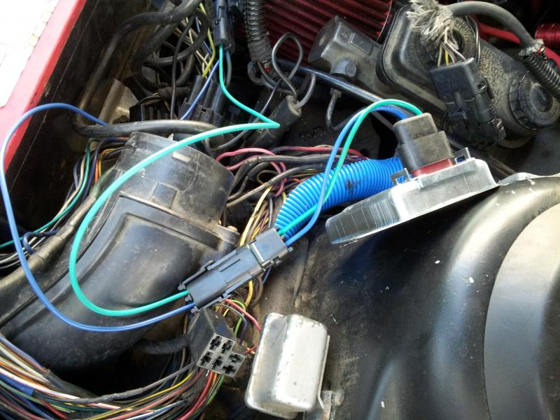 Dodge Ram Voltage Regulator Location