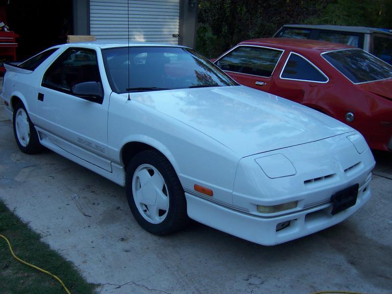 1990 Dodge daytona vnt - $2750 - Turbo Dodge Forums : Turbo Dodge ...
