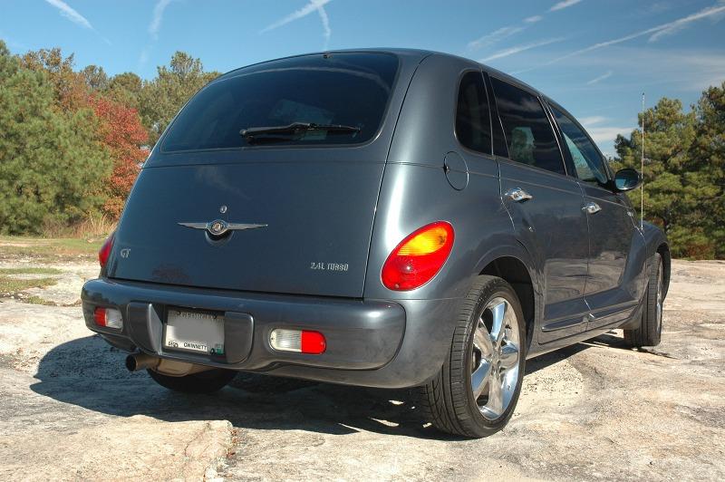 2003 Chrysler Pt Cruiser Gt 4800 Turbo Dodge Forums