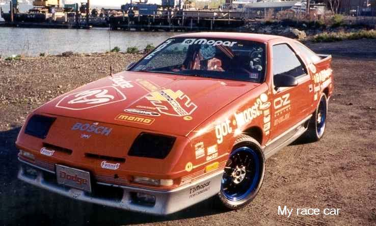 1989 t2 shelby daytona race car for sale turbo dodge. Black Bedroom Furniture Sets. Home Design Ideas