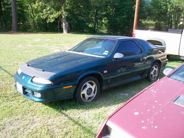 D Dodge Daytona Iroc R T Rt on 1993 Chrysler Pt Cruiser