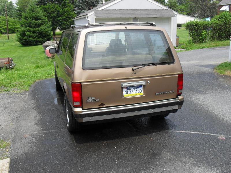 1989 Dodge Caravan - $1300 - Turbo Dodge Forums : Turbo Dodge Forum