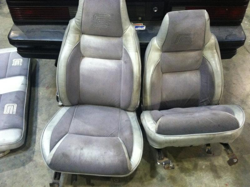 Shelby Charger Seats - Turbo Dodge Forums : Turbo Dodge ...