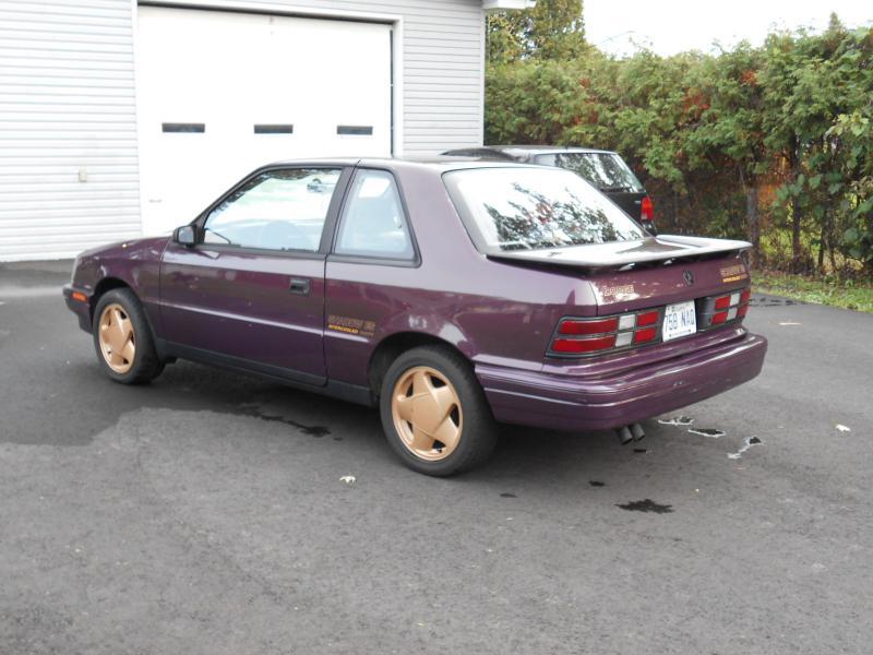 1989 Dodge Shadow Es Turbo 1500us Turbo Dodge Forums