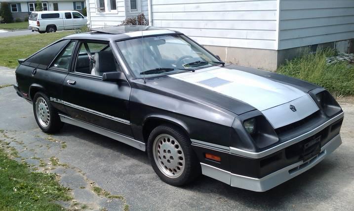 1987 Dodge Charger - $2800 or BO - Turbo Dodge Forums : Turbo Dodge