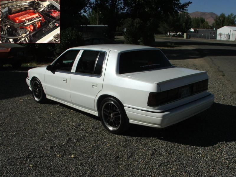 1991 Dodge Spirit R T 5000 Obo Turbo Dodge Forums