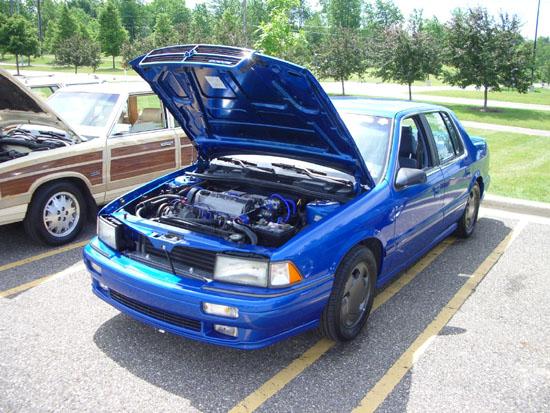 1989 Dodge Spirit Es R T 3500 Obo Turbo Dodge Forums
