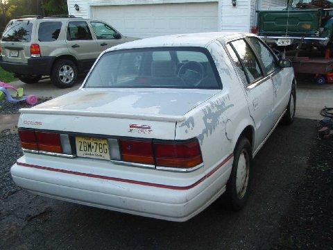 1991 Dodge Spirit R/T - $$1500 - Turbo Dodge Forums : Turbo Dodge ...