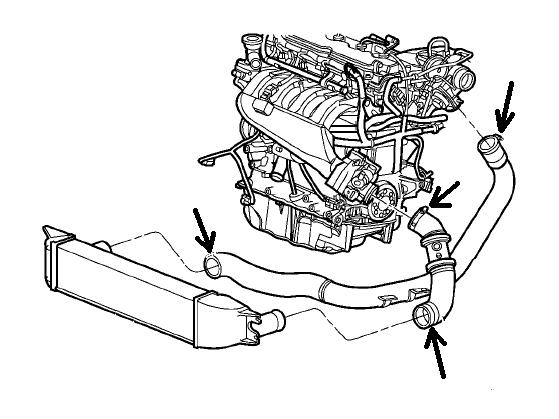 Srt 4 Intercooler Piping Diagram