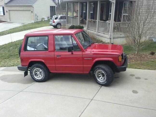 1988 Mitsubishi Montero/ Raider - $$2500 trade for decent turbo Mopar - Turbo Dodge Forums ...