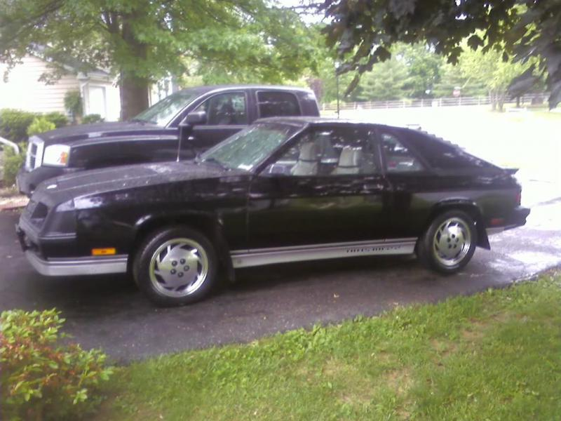 1985 Other Plymouth Turismo 2 2 2200 00 Turbo Dodge