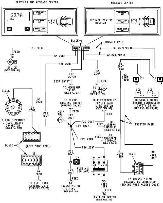 traveler wiring harness question turbo dodge forums turbo dodge rh turbododge com Ford F-150 Wiring Harness Diagram Dodge Dakota Wiring Harness Diagram