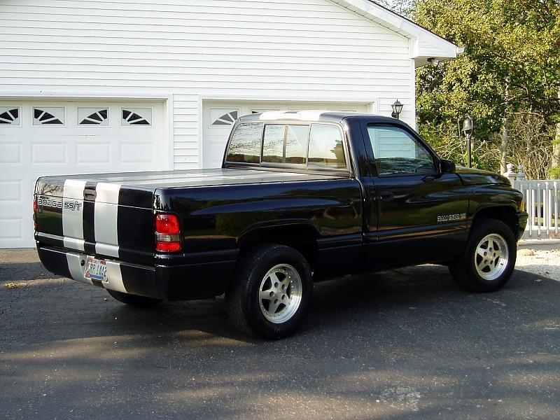 D Ram Ss T Trade Turbo Truck