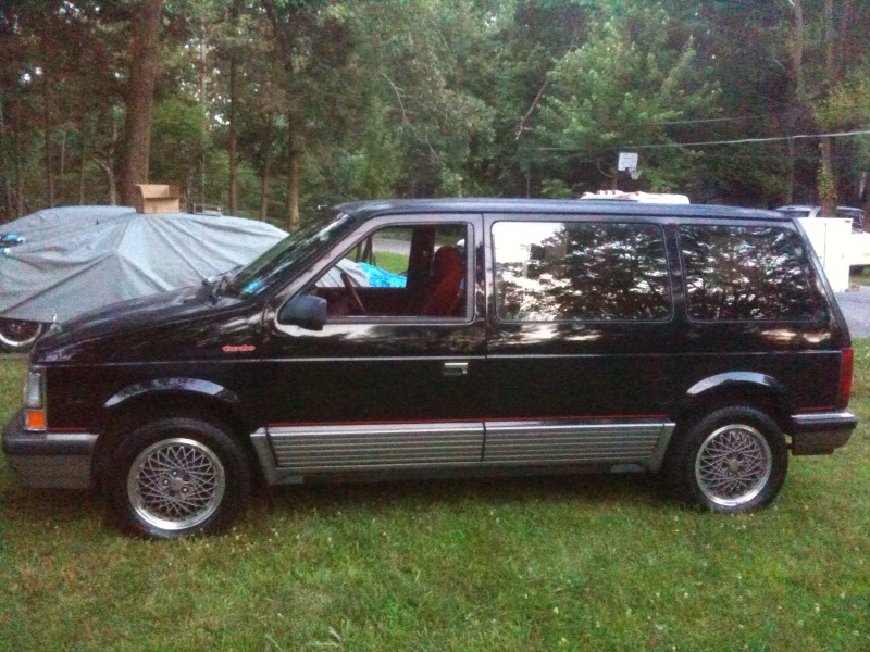 1989 Dodge caravan - $3,000 firm - Turbo Dodge Forums