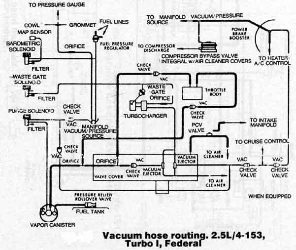Installing Vacuum Blocks 8493 T1 thru T   4     Page    7