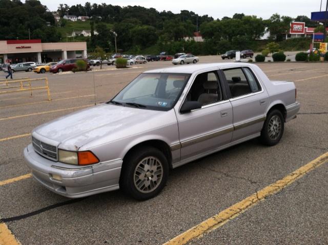 1989 Dodge Spirit Es Turbo 700 00 Turbo Dodge Forums