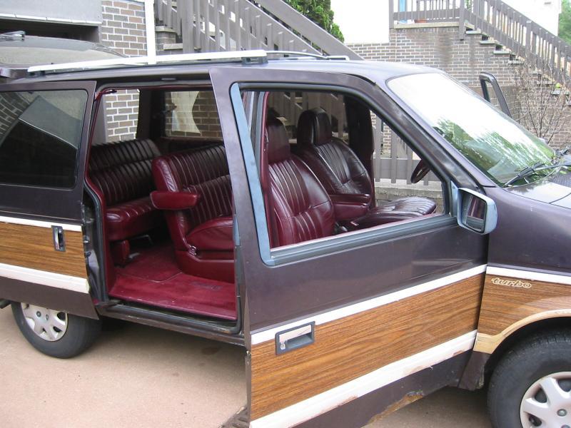1989 Dodge Caravan Turbo 2.5 - $1300 - Turbo Dodge Forums ...