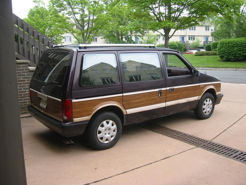 1989 Dodge Caravan Turbo 2.5 - $1300 - Turbo Dodge Forums ...