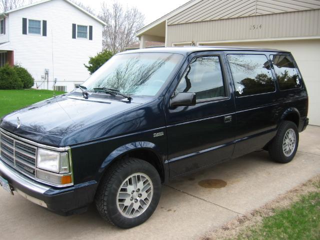 1989 Dodge Caravan R/T turbo - $3995 - Turbo Dodge Forums