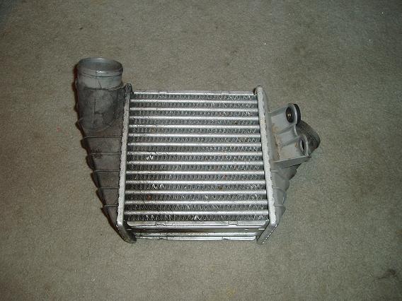 VW intercooler $50 - Turbo Dodge Forums : Turbo Dodge Forum for