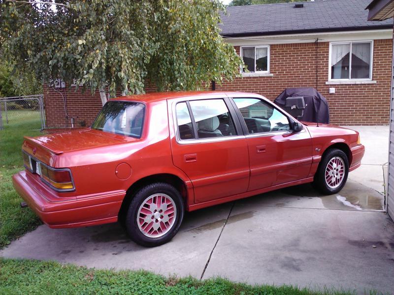 1991 Dodge Spirit R/T - $$1,500 - Turbo Dodge Forums : Turbo Dodge ...
