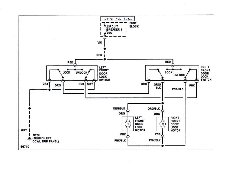 power door switch wiring diagram electrical 84  85  86  87 power door lock wiring turbo dodge  power door lock wiring