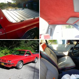 Andy's 1984 Dodge Rampage