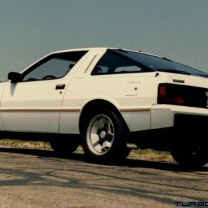 Dodge Conquest Tail