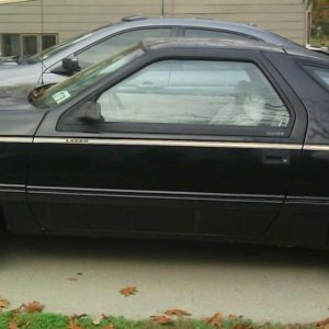 84 Chrysler Laser